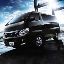 Nissan NV350 Van