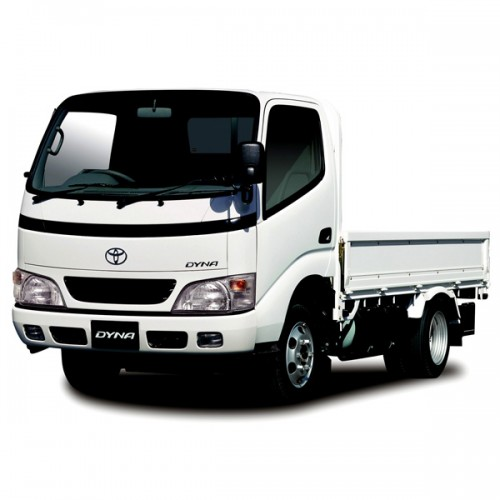 Toyota Dyna 10ft Truck Lorries Open Canopy Box Anl Group