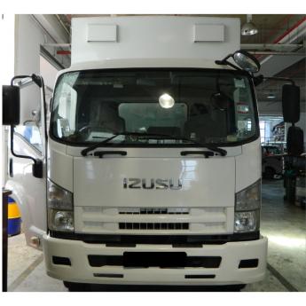 ISUZU FSR34SUQC (BOX WITH TAILGATE)